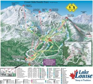click here to view enlarged piste maps